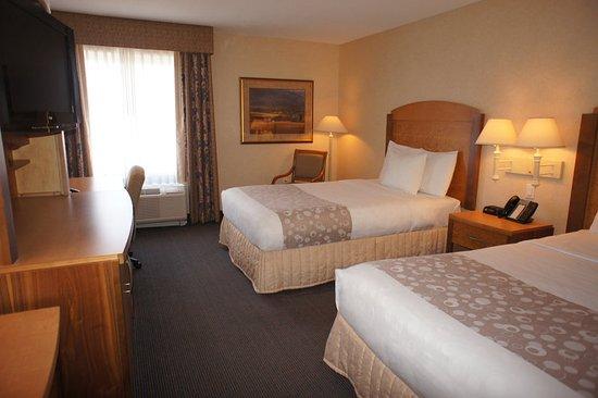 Bohemia, NY: Guest Room