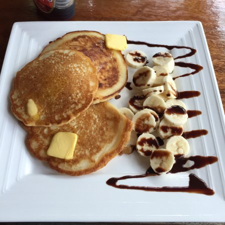 Cabuya, Costa Rica: Delicious pancakes