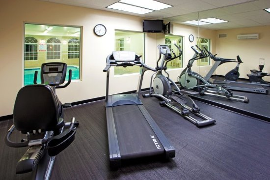Stay in Shape at the Holiday Inn Express Prince Frederick