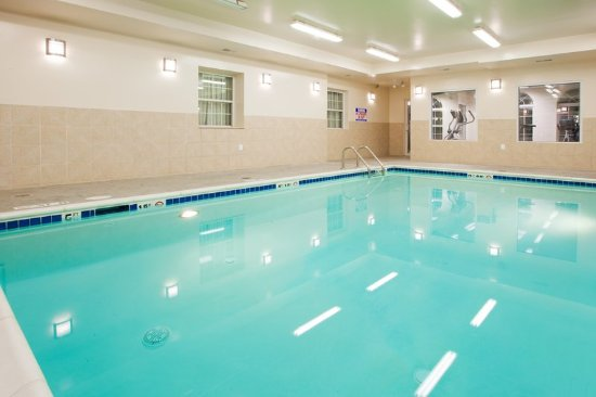 Prince Frederick, MD: Enjoy our year round heated indoor swimming pool