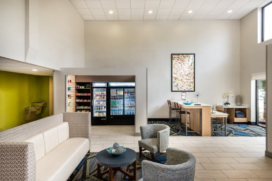 Belmont, Carolina del Nord: Hotel Lobby