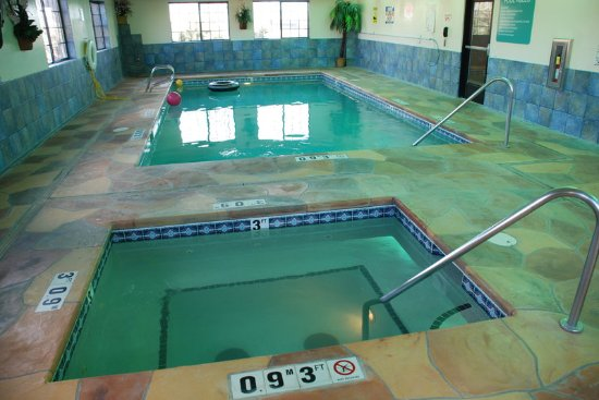 Swimming Pool and Spa open 24 hours at our Raton NM hotel