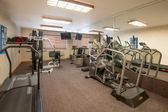 Work out in our well-equipped Fitness Center at our Raton NM hotel