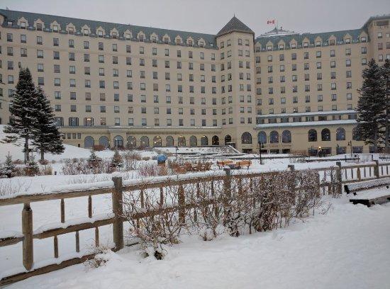 路易斯湖費爾蒙城堡酒店照片