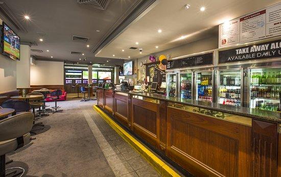 Oakleigh, Australien: Sports Bar