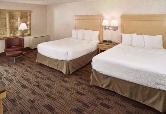 LivINN Hotel Minneapolis North / Fridley: Garden Court Queen