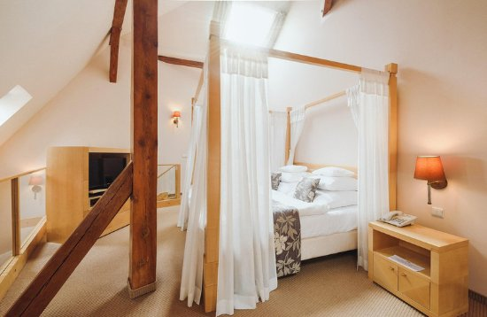 Deluxe loft room billede af ventana hotel prague prag for Design hotel jewel prague tripadvisor