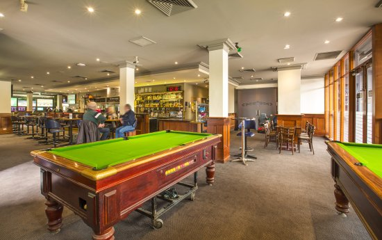 Oakleigh, Austrália: Sports Bar