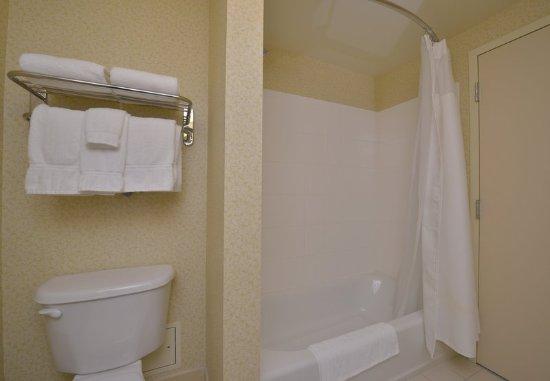 Williamsport, Pensylwania: Guest Bathroom