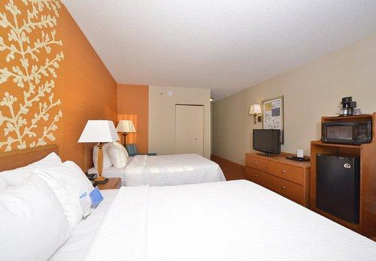 Williamsport, Pensylwania: Double/Double Guest Room - Amenities