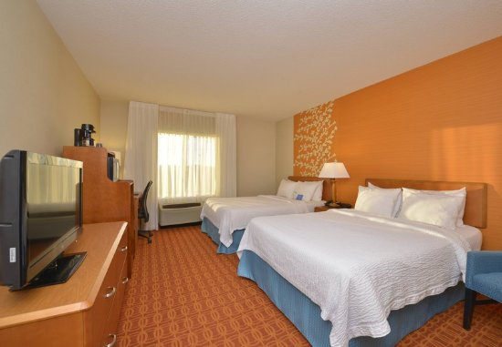Williamsport, Pensylwania: Double/Double Guest Room