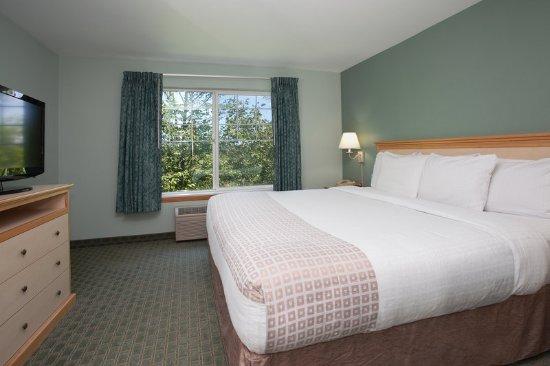 La Quinta Inn & Suites Newport: Guest Room