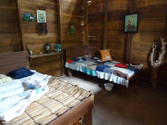 Naranjo, Kostaryka: Inside bedroom