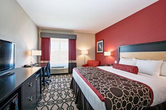 Leesville, لويزيانا: Guest Room