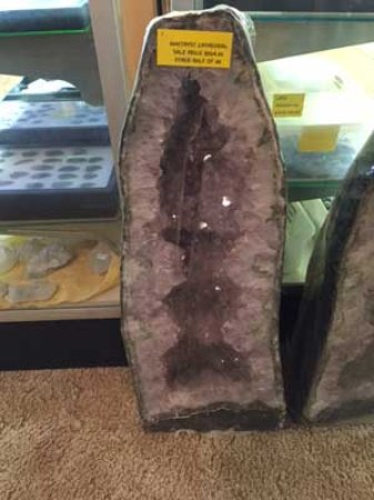 Love all the Amethyst Cathedrals here@Natural Expressions, Inc. Gilbert, AZ 85295