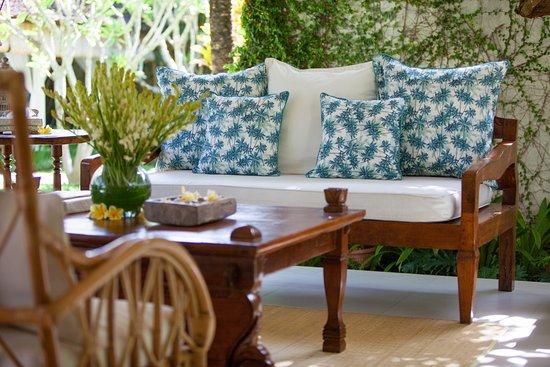 Goddess Retreats: Open Air Living Room