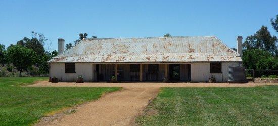 Dubbo, Australia: Old implement Sed