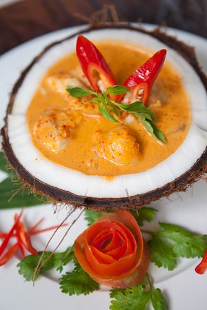 Goddess Retreats: Lychee Curry Made with Love by our Resident Chef