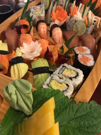 Sushi Boat! Beef Teppanyaki