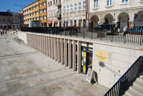 Gorlice, Polen: Pawilon Historii Miasta