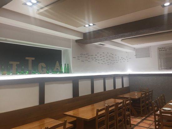 Restaurante albiztur san sebastian spain en san - Cocinas san sebastian ...