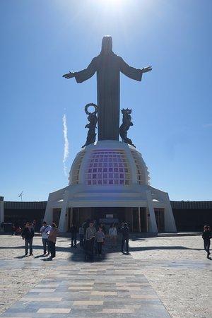 Santuario de Cristo Rey: かなり大きいです