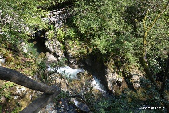 White River Eco Trail: White River Byala Reka - start of the round trail