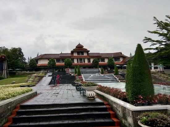 Cianjur, Indonésie : Taman Bunga Budiantara