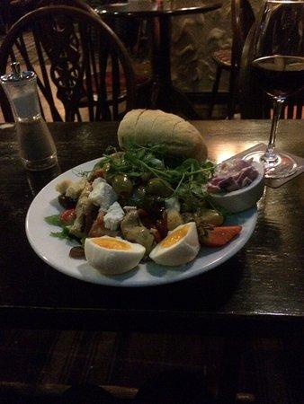 Great Ayton, UK: Starter for those with large appetites!