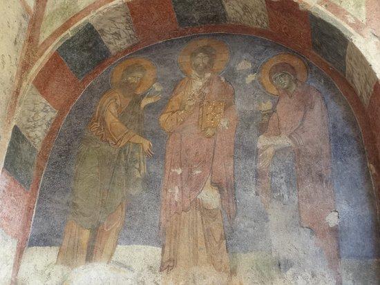 Church of St. Nicholas: фрески