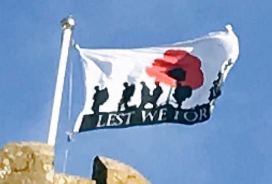 Broadway, UK: Lest We Forget