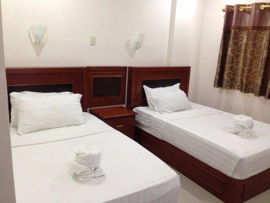 common twin room
