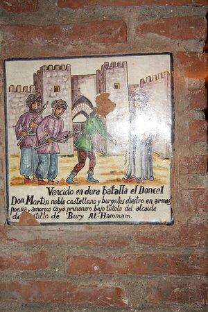 Banos de la Encina, Spain: Un peu d'histoire