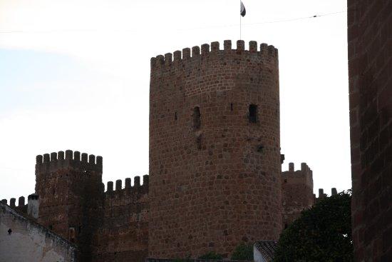 Banos de la Encina, Spain: Le château