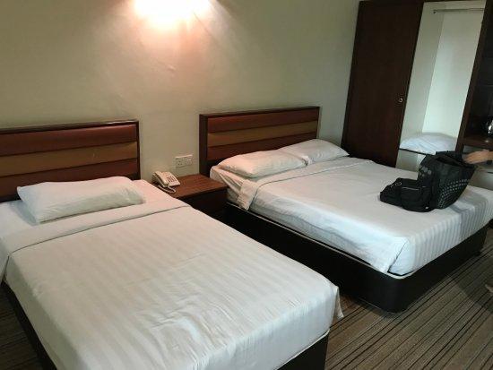 Parit Buntar, มาเลเซีย: 普通的家庭式房間