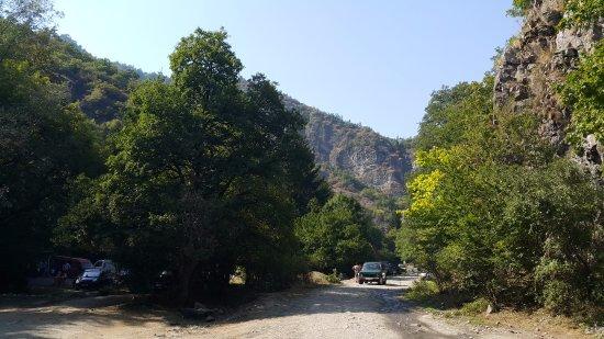 Kvabiskhevi, Gruzja: Borjomi-Kharagauli National Park, Khvabiskhevi