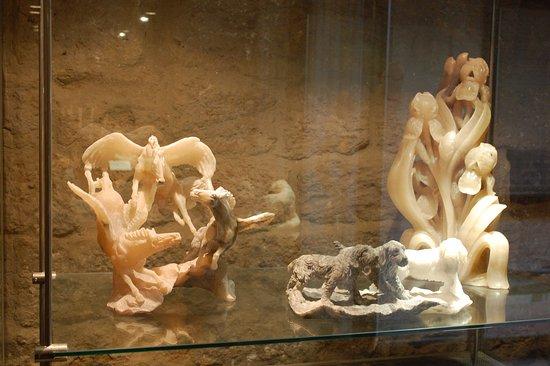 Volterra, Italien: Opera in alabastro