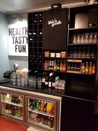 Wok'n Noodle!: Drinks Bar