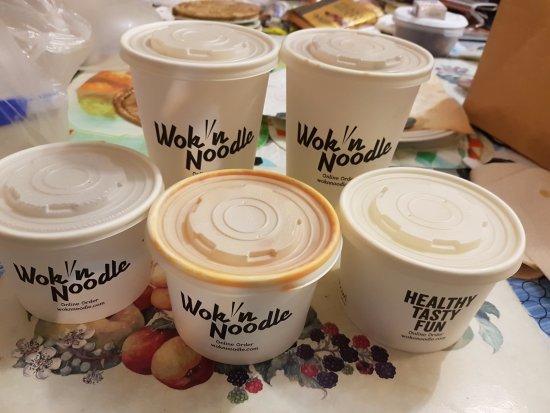 Wok'n Noodle!: Takeaway