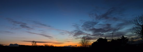 The Grainary: Get up early for to see greet the dawn/sunrise