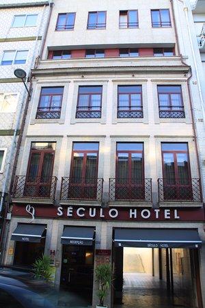 Seculo Hotel: hotel 1