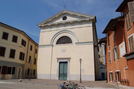 Cervignano del Friuli, Italy: Chiesa di San Michele
