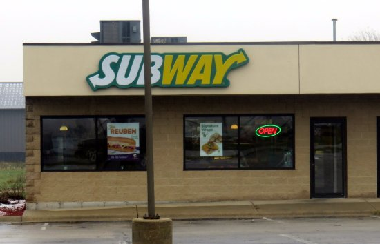 Subway Winnebago Restaurant Reviews Phone Number Photos Tripadvisor