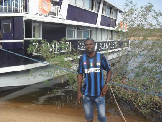 Lake Kariba: Docking