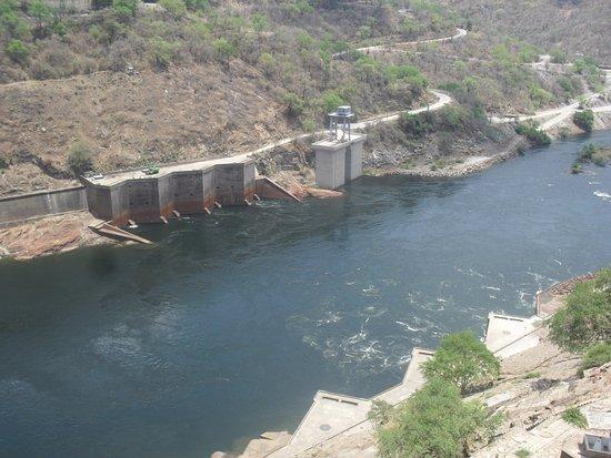 Kariba, Zimbabue: Dam