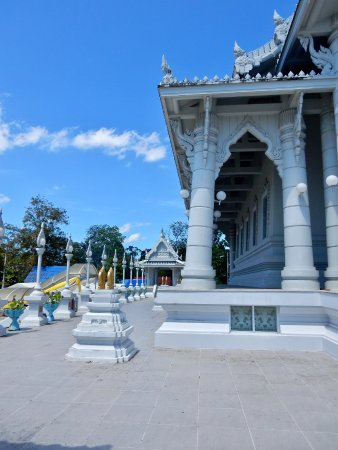 Pak Nam, Thailand: Wat Kaew Ko Wararam