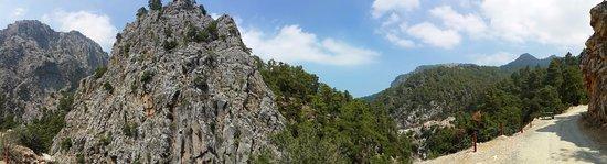 Goynuk, Turquía: виды каньона