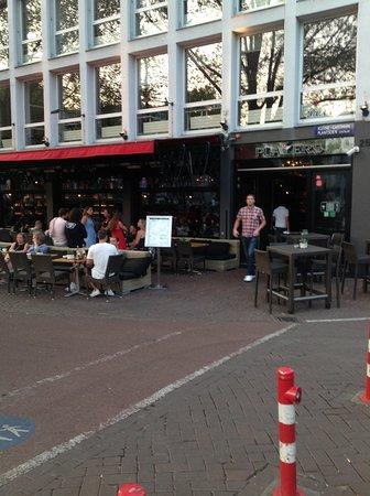 Bulldog Coffeehouse Picture Of Leiden Square