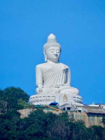 Chalong, Thailand: Bouddha de Phuket