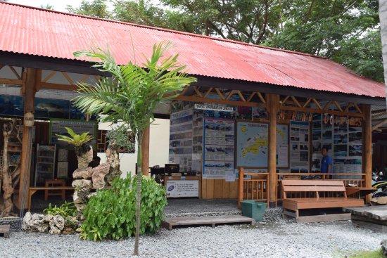 Ampana, Indonésia: Espace infos